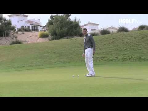 Golf Tip tv: Putting Drill 3 to 1 Softness
