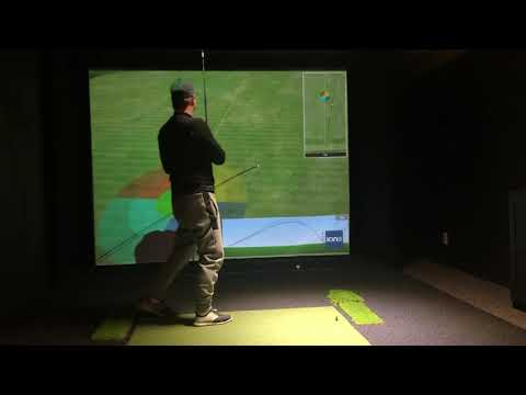 Hitting from rough with the IR Sensors
