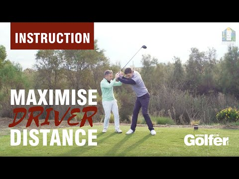 How to drive the ball further: Golf tips with Dan Whittaker