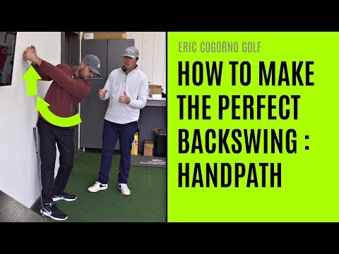 GOLF: How To Make The Perfect Backswing – Hand Path (The Starting Point To Hitting A Draw)
