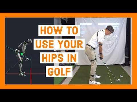 How to Use Your Hips in the Golf Swing   Get More Power