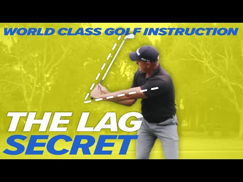 HOW TO GET LAG IN THE GOLF SWING – Craig Hanson Golf