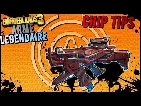 (Devenez une Légende) Borderlands 3 : Arme Légendaire Chip Tips !