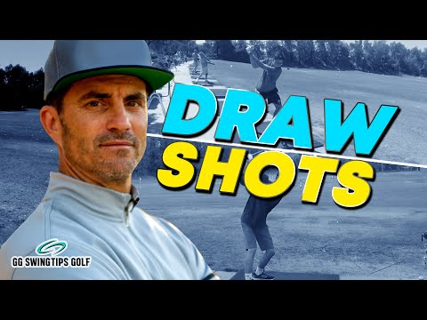 Draw Shots AT WILL | Golf Swing Basics