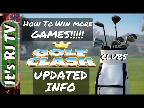 Golf Clash Clubs and other tips and tricks