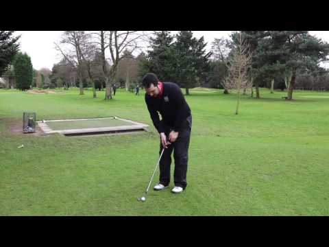 Golf Tip – How to align your club face correctly