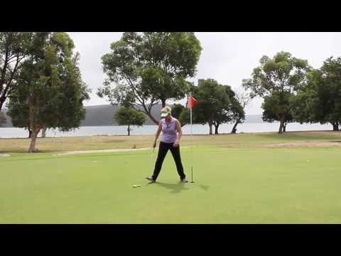 #128 Web TV: Putting Tips – Overcome Nerves With The Short Putts