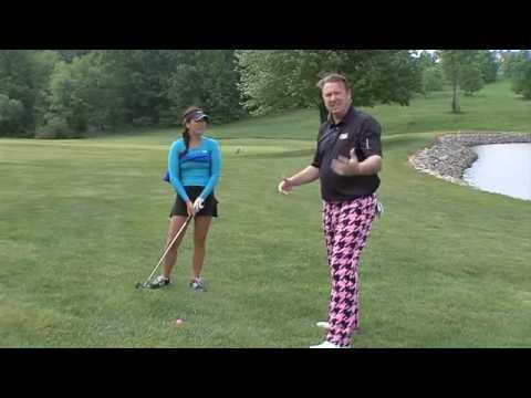Golf Tip: How to Keep Arms and Body Connected Throughout Swing
