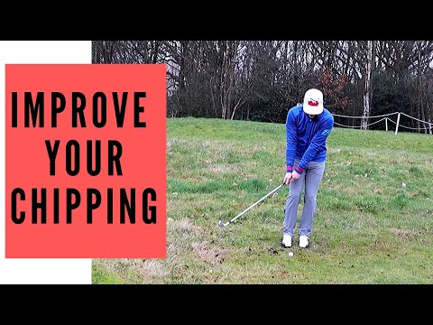 WHAT CLUB TO USE WHEN CHIPPING – HOW TO CHIP
