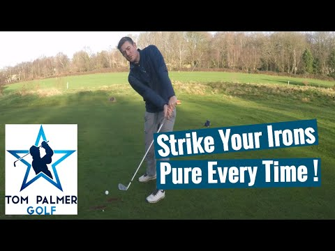 THE BEST GOLF TIPS TO STRIKE YOUR IRONS PURE EVERY TIME!