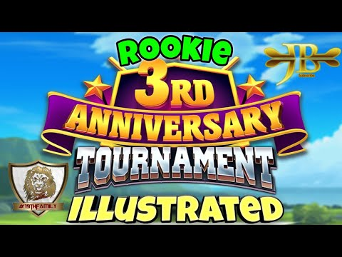 Golf Clash, 3rd Anniversary  – Rookie Guide [Illustrated]