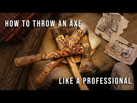 How To Throw An Axe (Like A Pro)
