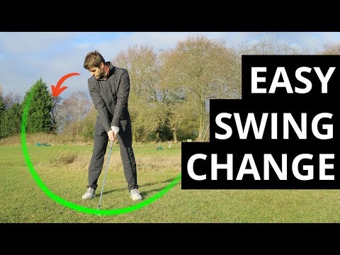 THIS EASY HEAD MOVE WILL CHANGE YOUR GOLF SWING