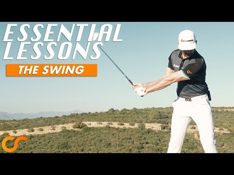 SIMPLE GOLF SWING LESSON – ESSENTIAL LESSONS FRO NEW/BEGINNER GOLFERS