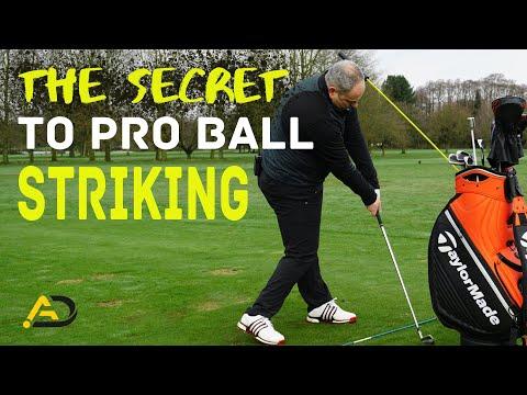 Golf – The Secret To Hitting Shots Like The Pros