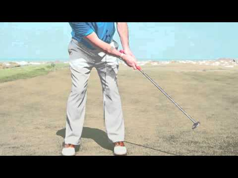 Golf Tips: long putting – play for the 'teardrop'
