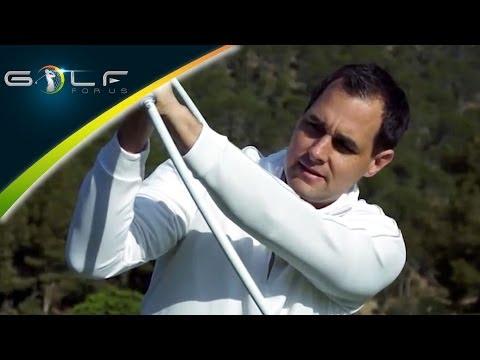 Golf Teaching – Schwungebene / Swing Plane (German/English)