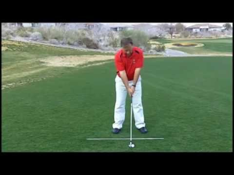 Golf Swing Waggle: Stay In Motion