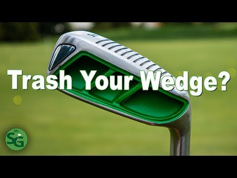 Is this the Best Wedge in Golf? The Mazel Golf Chipper Club Review.