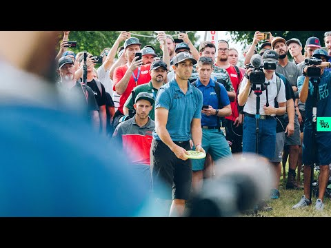 The BEST Disc Golf Highlights of 2019 | Jomez