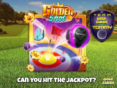 Golf Clash tips, Golden SHOT – Drumore Links Edition  *HARD* 9 Shots, GUIDE & TUTORIAL!
