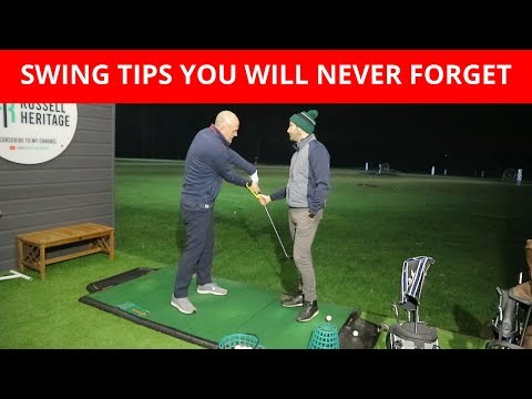 A GOLF SWING LESSON YOU WILL NEVER FORGET (WITH GREAT TIPS AND HONEST ADVICE)