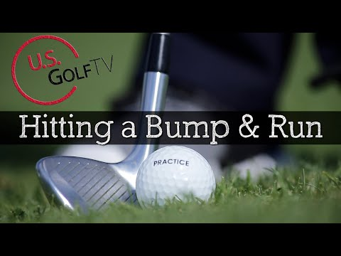 How to Properly Hit a Bump and Run Golf Shot