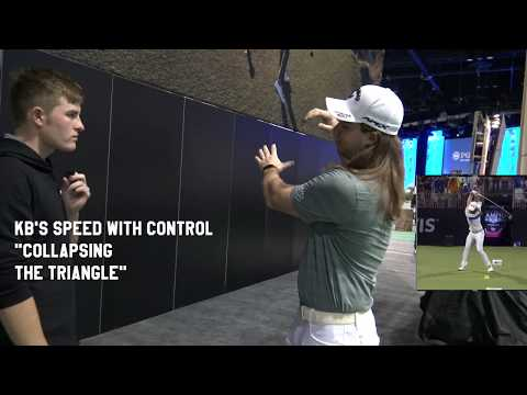 Kyle Berkshire TELLS High School Golfer  HOW TO SMASH Driver. 2019 World Long Drive CHAMP!