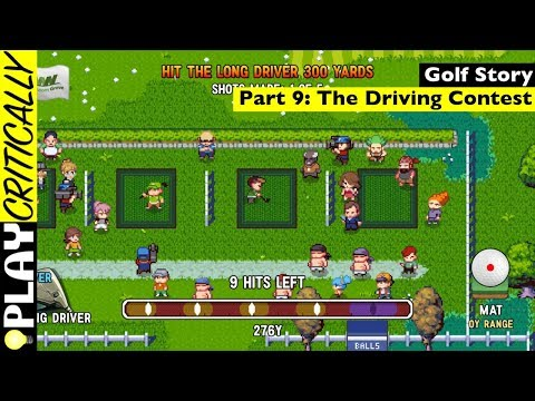 Golf Story — Part 9: The Driving Contest