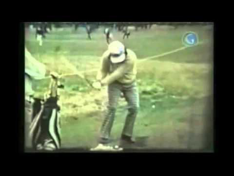 Lee Trevino – Golf Swing Compilation – Regular Speed