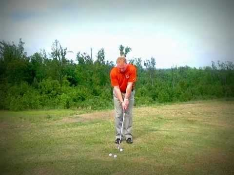 Golf Lessons: Wrist Cock equals Speed