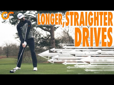 LONGER, STRAIGHTER DRIVES BY THINKING OF ARROWS – AWESOME DRIVER SWING CONCEPT