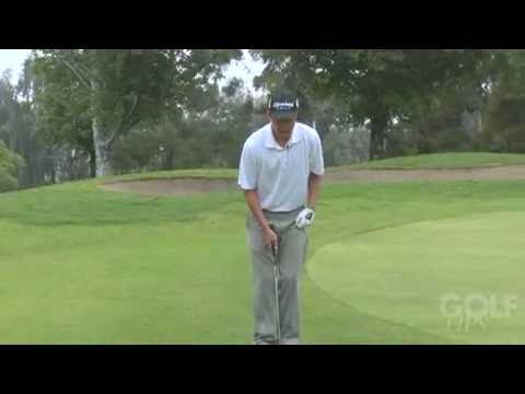 Golf Chipping Lesson
