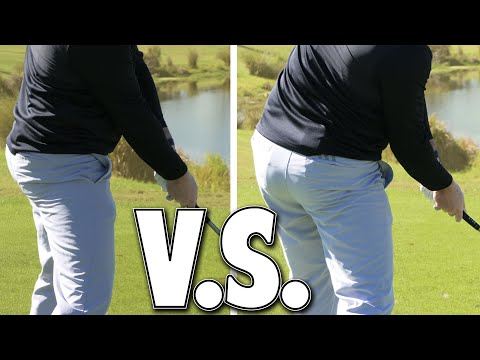 The Truth on How To CLEAR YOUR HIPS In The Golf Swing