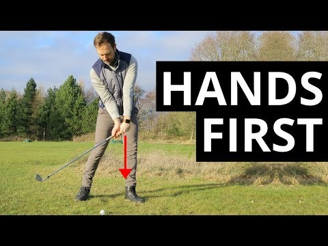 HOW TO GET YOUR HANDS AHEAD OF THE BALL AT IMPACT