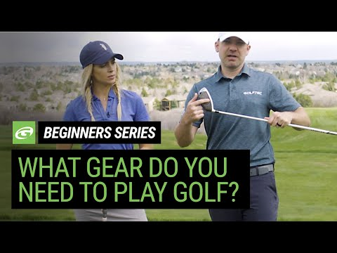 Golf for Beginners – What clubs do you need to play golf?