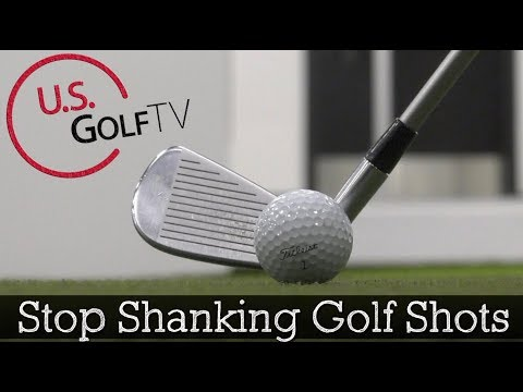 How to Eliminate the Golf Shank Shot
