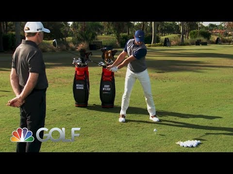 Rory McIlroy shares tips to improve your drive   GOLFPASS: Lessons with a Champion Golfer