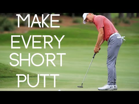 How to Make EVERY Short Putt – Putting Masterclass (Lesson 3 of 8)