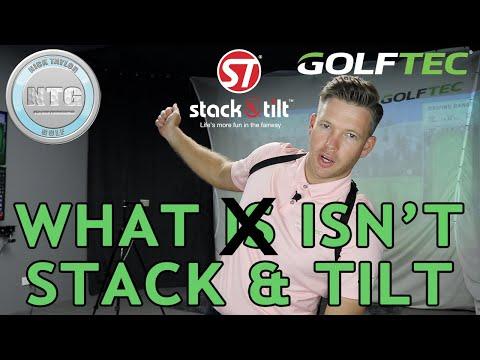 What isn't Stack & Tilt   Golf Tips   Lesson 121