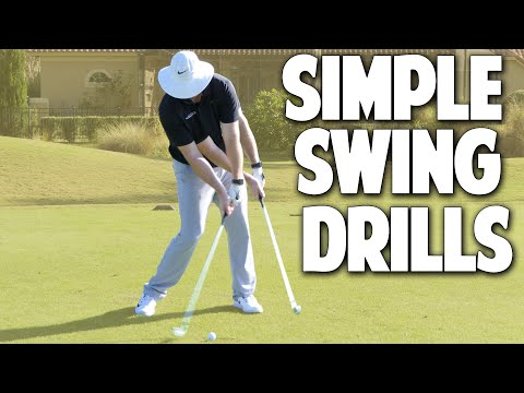 Simple Golf Swing Drills To Stop Early Release