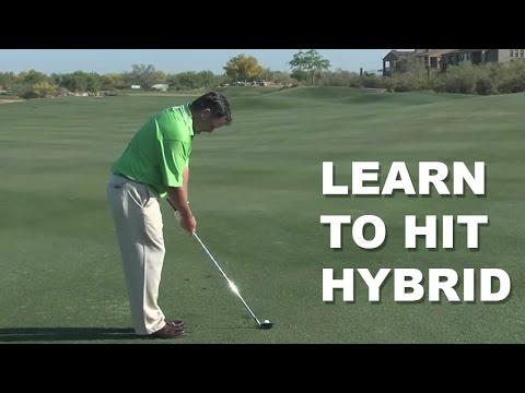 Golf Tips: Hitting Your Hybrid by Golf Pro Jeff Yurkiewicz