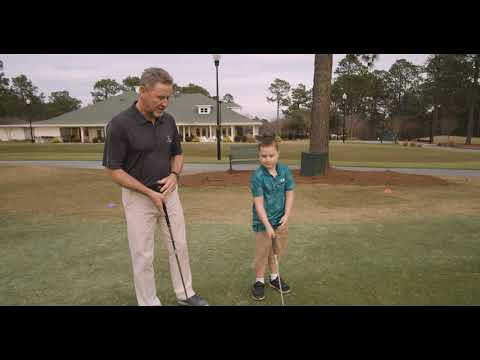 U.S. Kids Golf Tips With Jim Hardy E:2 Chipping