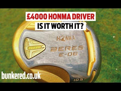 £4000 Honma driver – Is it worth it?