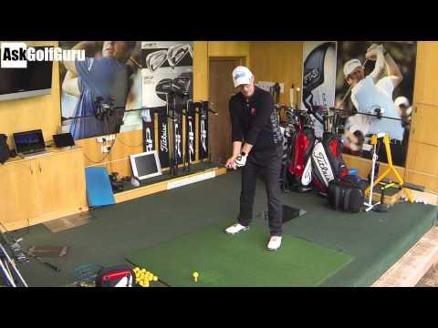 Golf Swing Body Turn Tip