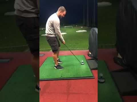 GOLF.  Driver clinic at the range