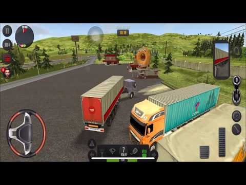 Car Simulator 2 – Car Driving Simulator – Truck Simulator 2018 #2 – Android ios Gameplay