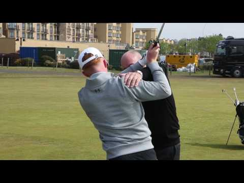 How to make a consistent backswing