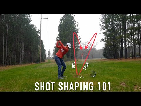 How to Practice Hitting Draws and Fades   Bryan Bros Golf