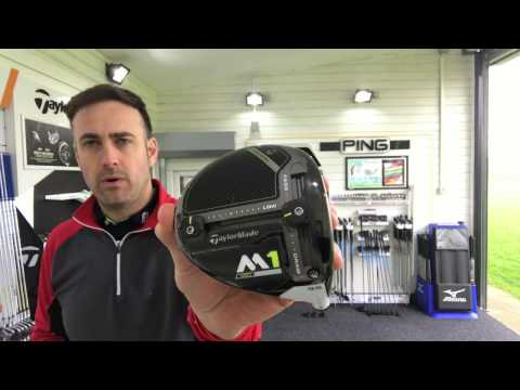 TaylorMade M1 Driver Weights – How They Alter & How It Changes Ball Flight